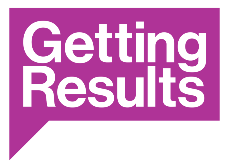 Getting Results, NCEE