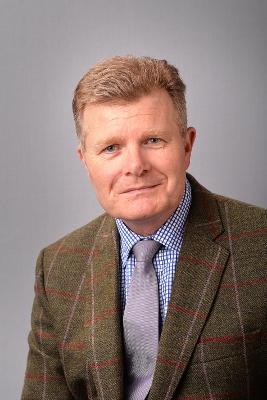Reverend Professor Philip McCormack